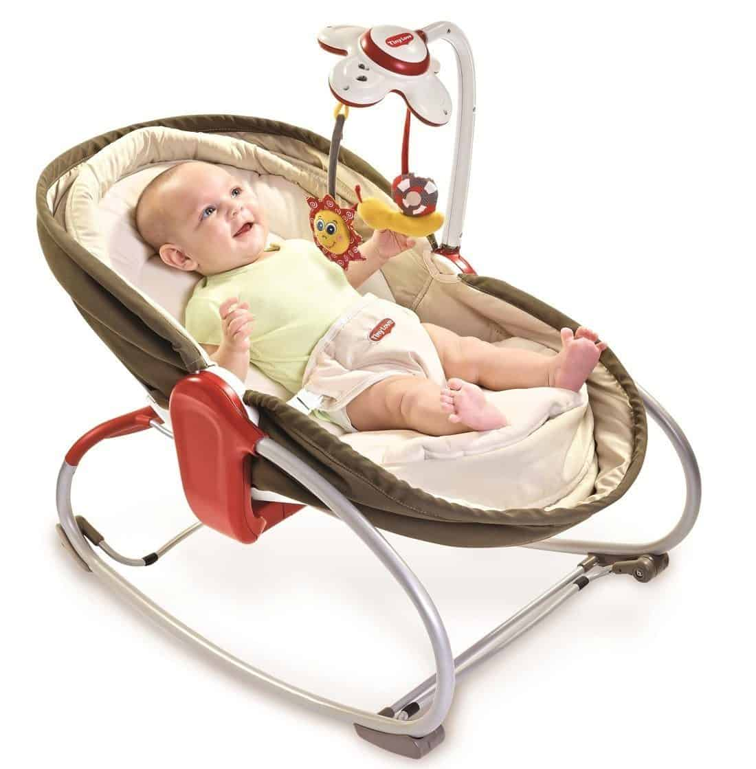 Tiny Love 3-in-1 Rocker Napper Review