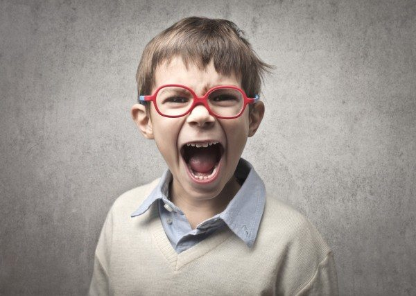 child anger and aggression