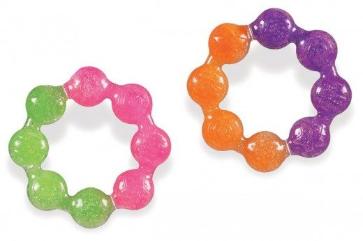 gel teething rings