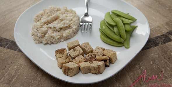 You think that you don't like tofu, but that might be because you don't know how to coax great texture out of it. This simple tofu preparation will convert you.