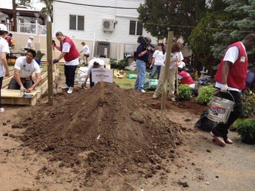 We Rebuild Gerritsen Beach with Meredith Corp