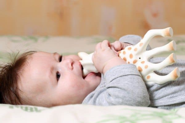 Your Baby is Teething! Here's What Will Help.