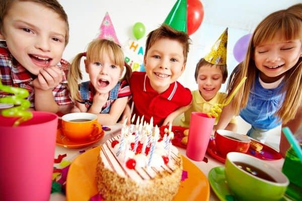 The Politics of Birthday Parties
