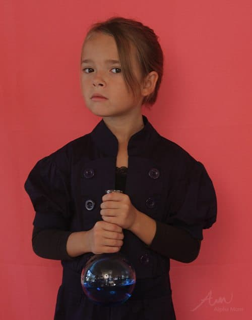 Madame Marie Curie Kids Halloween Costume