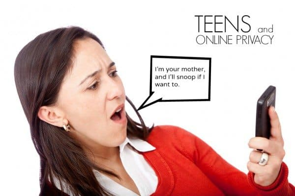 Snooping On your Teens