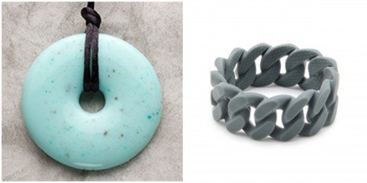Teething Jewelry and best teethers