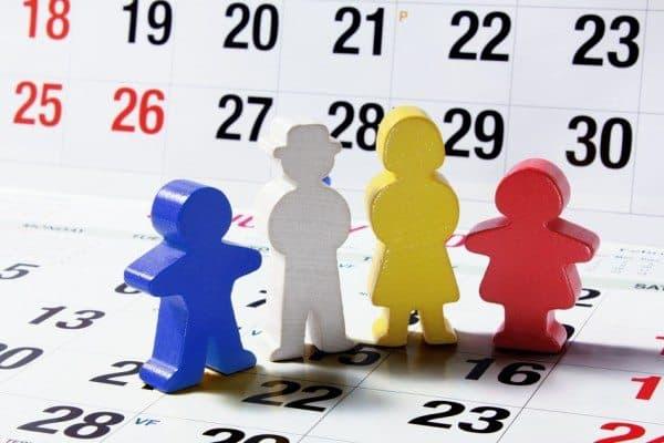 Fantasy Family Calendar | Alpha Mom