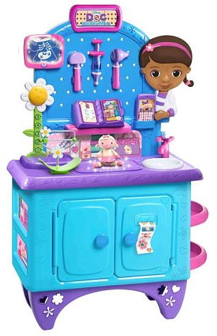 Doc McStuffins Deluxe Get Better Check-Up Center Review