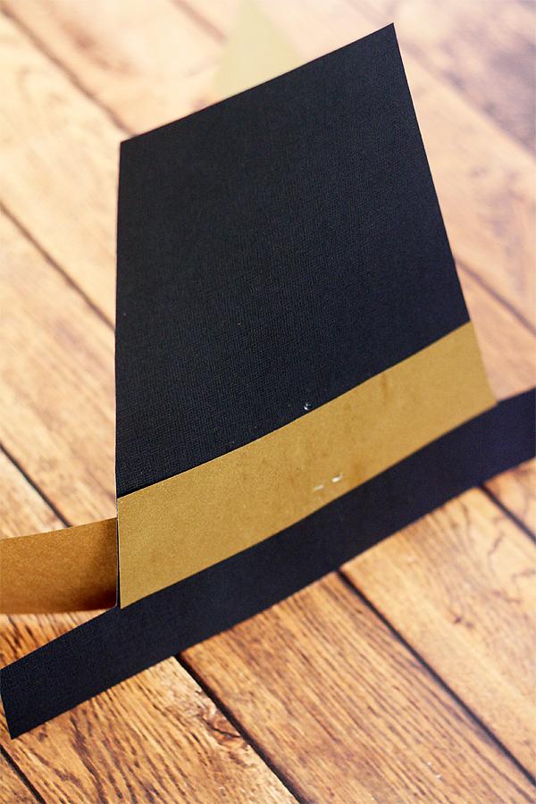 Pilgrim Hat Step 4