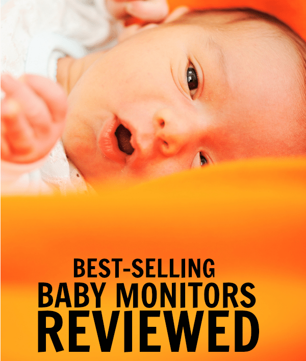 Best-Selling Baby Monitors Reviewed