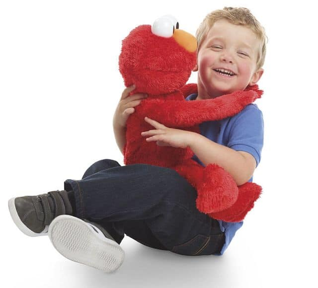 Sesame Street Big Hugs Elmo Review