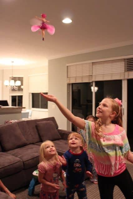 Flutterbye Flying Fairy Doll Review