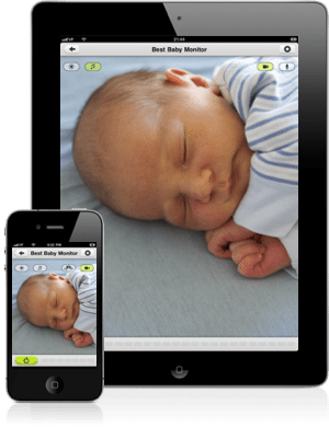 baby monitor iphone app best baby monitors alpha 5411