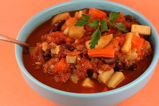 sweet potato chili recipe by stephanie o'dea