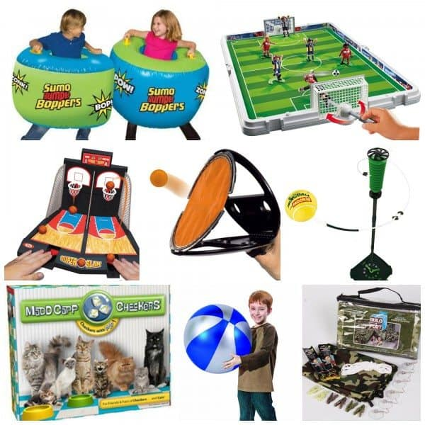 Holiday Active Toy Ideas for Older Kids