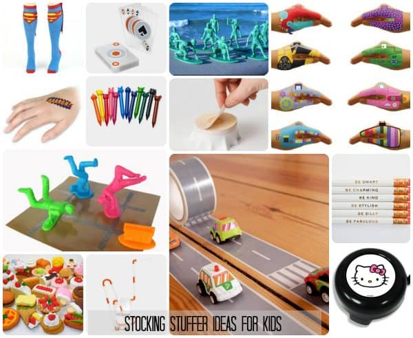 No Junk. Just Awesome Stocking Stuffers!
