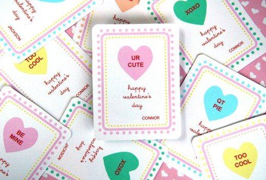 class valentines trend