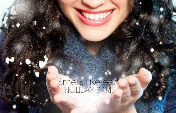 Finding The Holiday Spirit With Teenagers