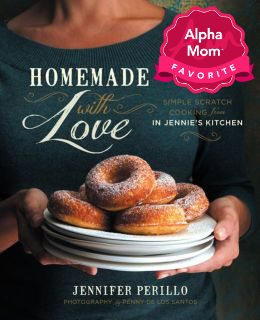 Homemade with Love is the scratch cooking bible
