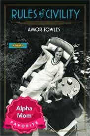 Rules of Civility is a fave book