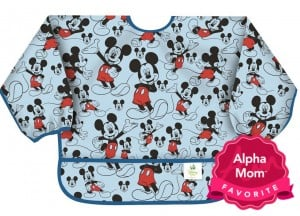 Favorite Bibs & Food Smocks: Bumkins Disney