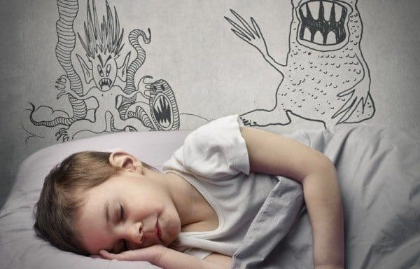 Getting to the Root of Fear and Bad Dreams & Nightmares
