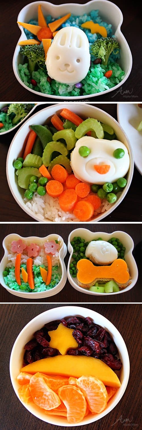 Everyday Bento Box Kids' Lunch Ideas