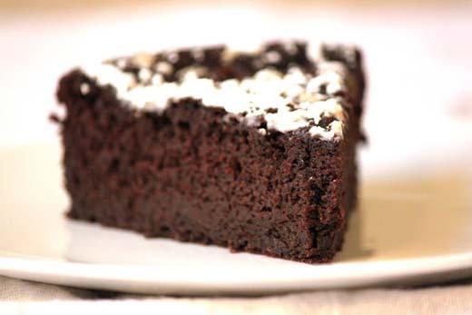 Black Bean Cake Recipe by Forgiving Martha