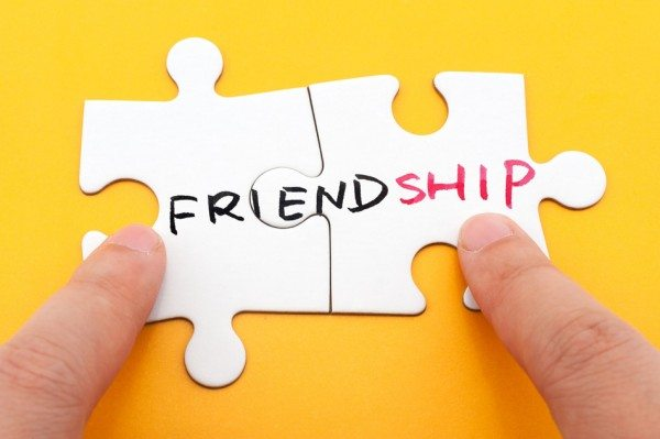 Friendship Rules for the Big Kids