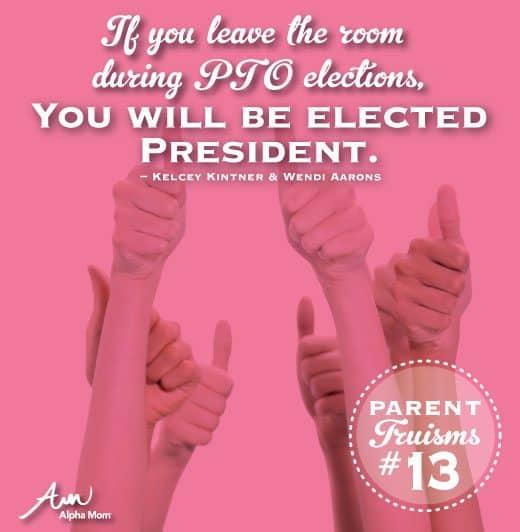Parenting Truism No. 13   Alpha Mom