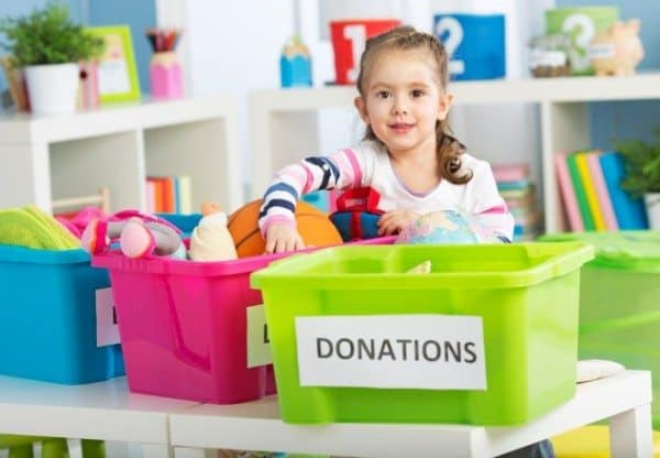 Mission Possible: Declutter & Donate to Goodwill