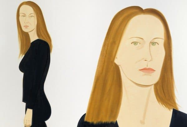 My Mother, the Emotional Vampire (art by Alex Katz at Timothy Taylor)