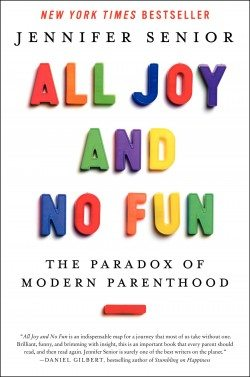 All Joy And No Fun Book Group Discussion