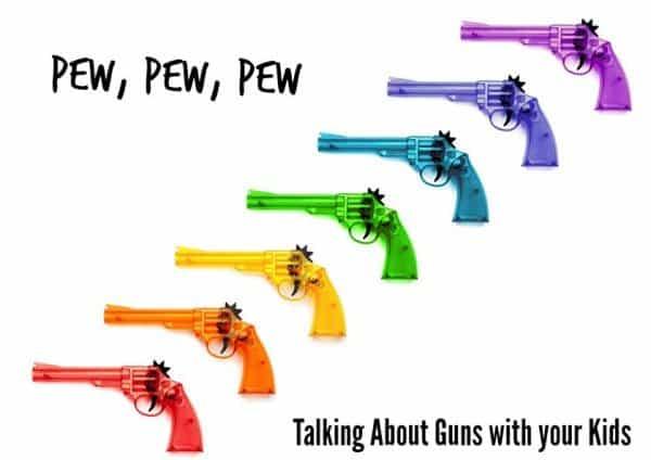 Gun Videos, Gun Toys, Gun Safety