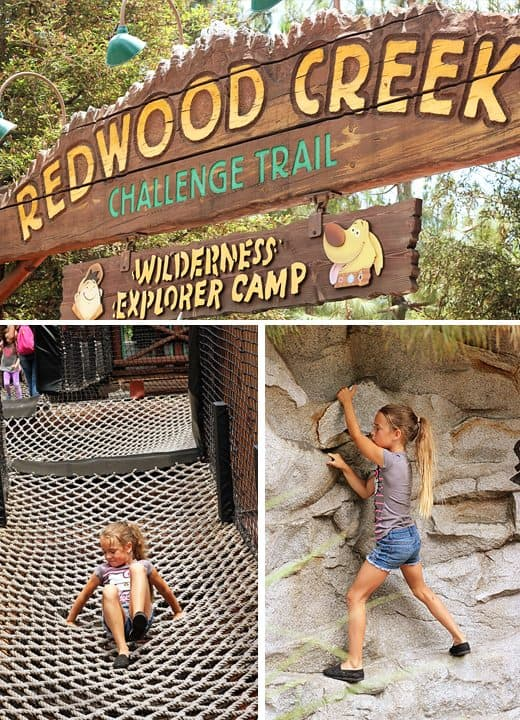 Things to Do (and Skip) at Disney California Adventure: Redwood Creek Challenge Trail and More