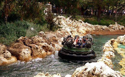 Things to Do (and Skip) at Disney California Adventure: Grizzly River Run and More