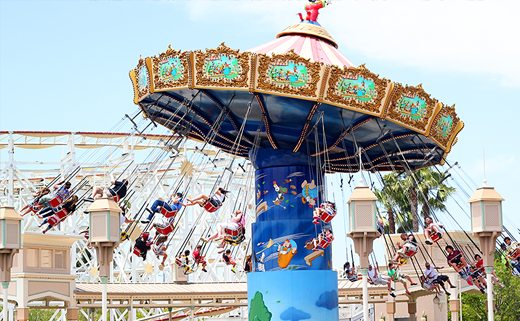 Things to Do (and Skip) at Disney California Adventure: Silly Symphony Swings and More