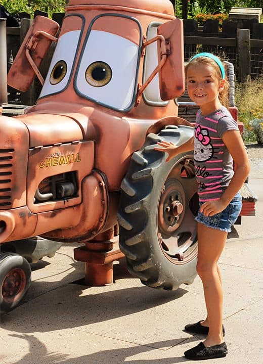 Things to Do (and Skip) at Disney California Adventure: Mater's Junkyard Jamboree and More