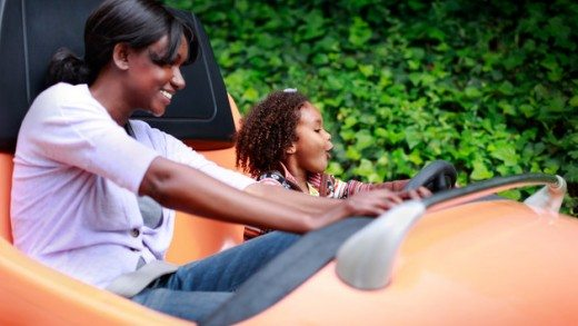 Things to Do & See with Kids at Disneyland (Autopia plus more!)