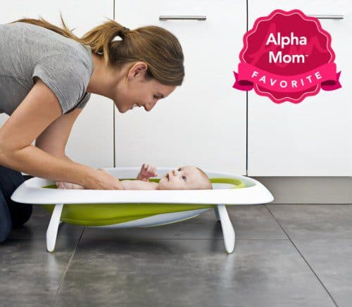Best Baby Bathtubs: Boon is our favorite by Alphamom.com