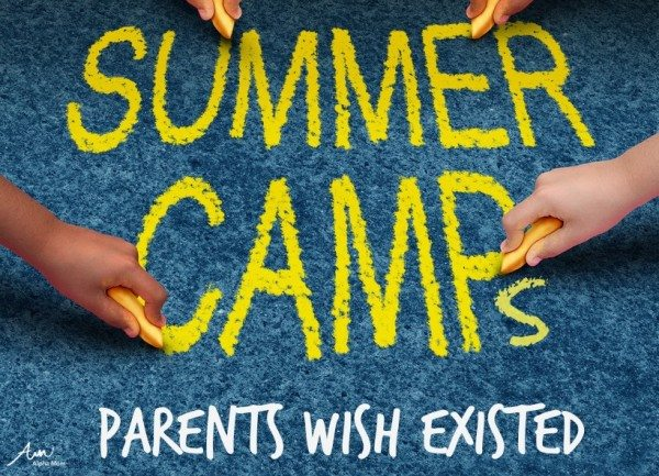5 Summer Camps Parents Wish Existed
