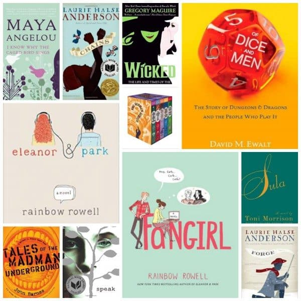 Summer Reading Recommendations For Tweens & Teens