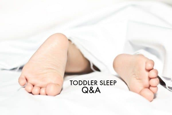 How to Shift a Toddler Bedtime