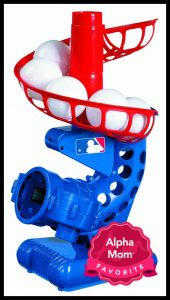 The Franklin Sports Ball Pitcher and other Best Outdoor Toys