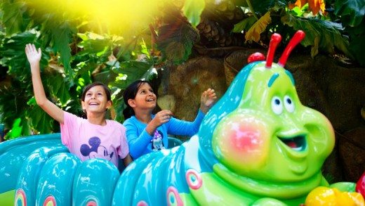 Things to Do (and Skip) at Disney California Adventure: Heimlich's Chew Chew Train and More
