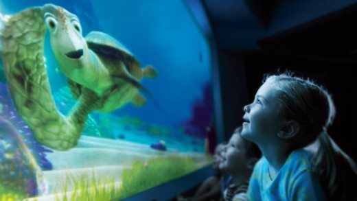 Things to Do (and Skip) at Disney California Adventure: Turtle Talk with Crush and More