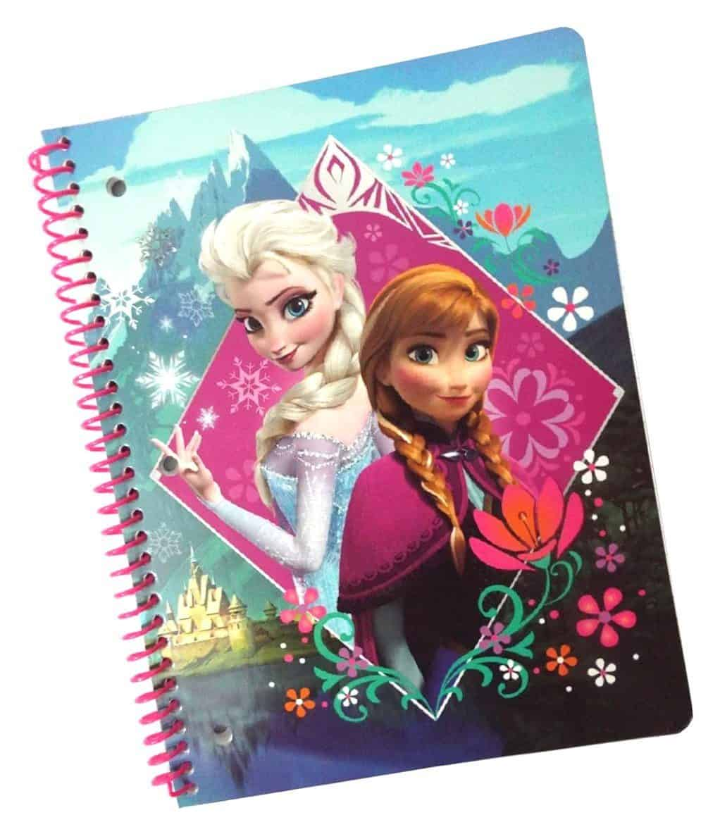 10 Hottest Back-To-School Items: anything with Frozen characters on it