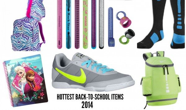 The 10 Hottest Back-To-School Items for 2014