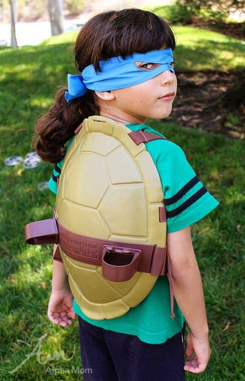 Teenage Mutant Ninja Turtle Party by Brenda Ponnay for Alphamom.com