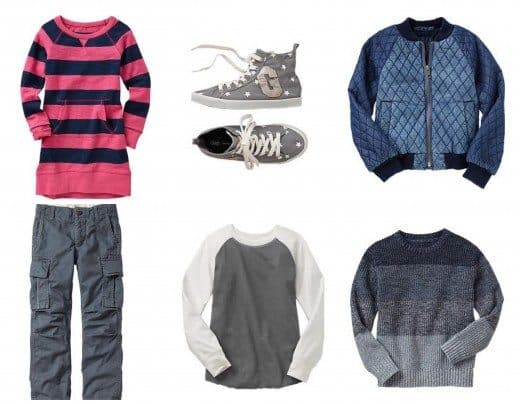 Best Back-to-School Clothing at Gap Kids